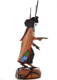 Large Vintage Butterfly Kachina 29579