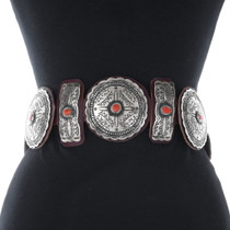 Full Size Southwest Concho Belt 24548