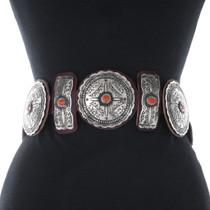 Full Size Southwest Concho Belt 24548