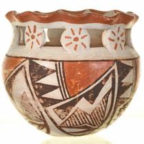 Vintage Acoma Pot