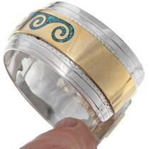 Inlaid Turquoise Southwest Bracelet 13225