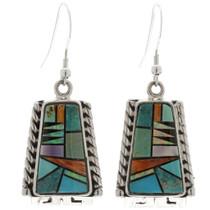 Opal Turquoise Earrings 27065