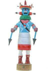 Antelope Kachina Doll 27325
