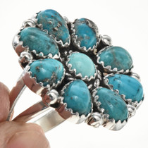 Old Pawn Style Turquoise Ring 29097