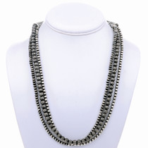 Sterling Bead Necklace 24574