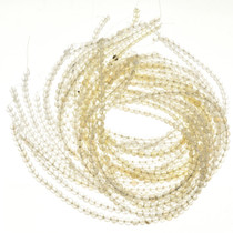6mm Glass Beads 16 inch Strand