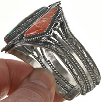 Old Pawn Style Navajo Cuff Bracelet 28639
