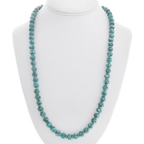 Navajo Turquoise Necklace 24800