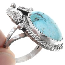 Southwest Sterling Ladies Ring 29162