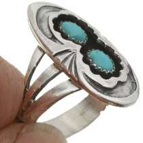 Navajo Pointer Ring 26688