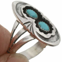 Navajo Pointer Ring 26688