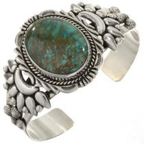 Turquoise Handmade Navajo Bracelet 19804