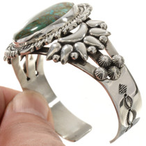 Sterling Silver Turquoise Cuff 19804