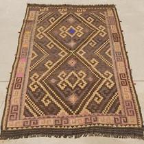 Vintage Kilim Wool Rug  25110