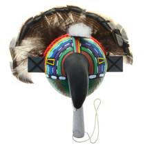 Rainbow Kachina Rattle 27296