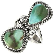 Genuine Royston Turquoise Ring 28517