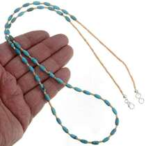 Navajo Pueblo Necklace 26822