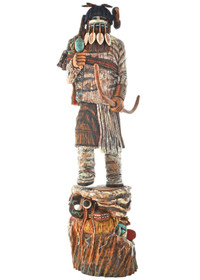 Hopi Alo Mana Kachina Doll 0129
