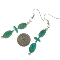 Kingman Turquoise Earrings 28304