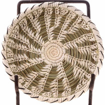 Papago Indian Swirl Basket 22629