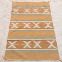 Navajo Chinle Wool Rug 28374