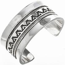 Overlaid Sterling silver Bracelet 29076