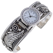 Sterling Native Watch Bracelet 24487