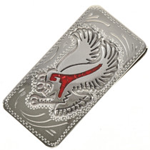 Handmade Eagle Money Clip 28984