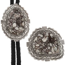 Navajo Big Boy Bolo Buckle Set 24090