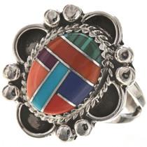 Turquoise Gemstone Ladies Ring 28687
