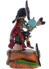 Hopi Museum Quality Kachina Doll 14839