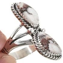 Ladies Sterling Gemstone Ring 29130