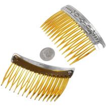 Navajo Hair Combs 19654