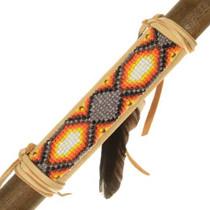 Handmade Buckskin Tomahawk 27644