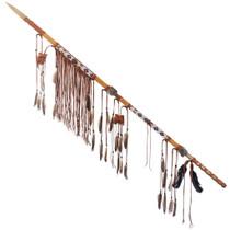 Plains Indian Ceremonial Spear 27833