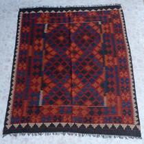 Southwest Pattern Wool Rug 26844