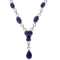 Lapis Southwest Y Necklace 27702