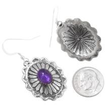Navajo Handmade Earrings 28935