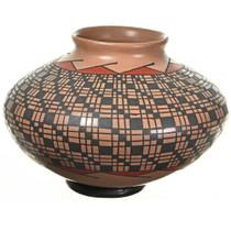 Mata Ortiz Eyedazzler Pottery