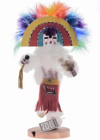 Rainbow Kachina Doll 16811