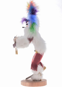 Colorful Rainbow Kachina Doll 16811