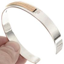 Overlaid Cuff Bracelet 22859