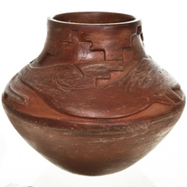 Antique Santa Clara Pottery