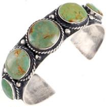 Old Pawn Style Turquoise Bracelet 24828