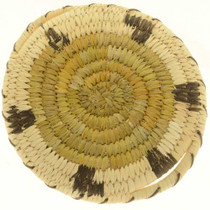 Tohono O'odham Indian Turtle Basket 27210