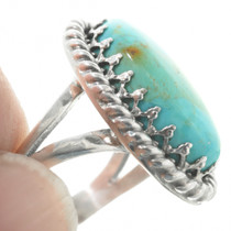 Genuine Turquoise Ladies Ring 29837