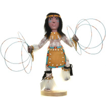 Hoop Dancer Kachina Doll 29829