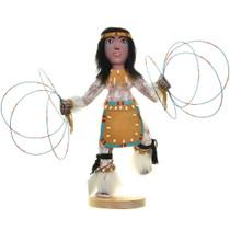 Hoop Dancer Kachina Doll 29829