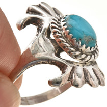 Genuine Turquoise Ladies Ring 29874