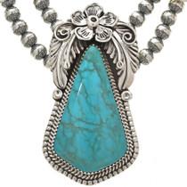 Kings Manassa Turquoise Pendant 29897